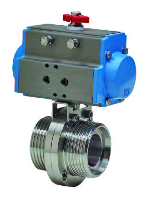 Food Industrial valves